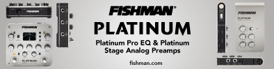 Fishman Platinum  OpenMic.US